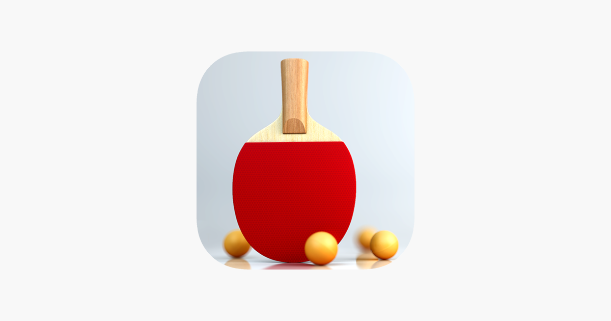 Virtual Table Tennis On The App Store