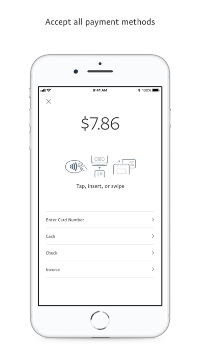 cancel PayPal Here - Point of Sale app subscription image 1