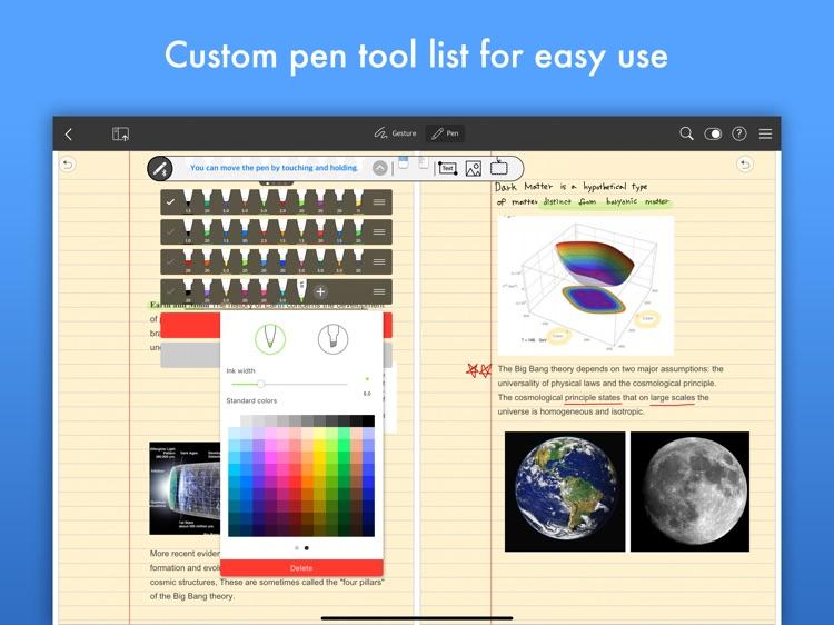 Flexcil - PDF, Annotate, Note screenshot-8