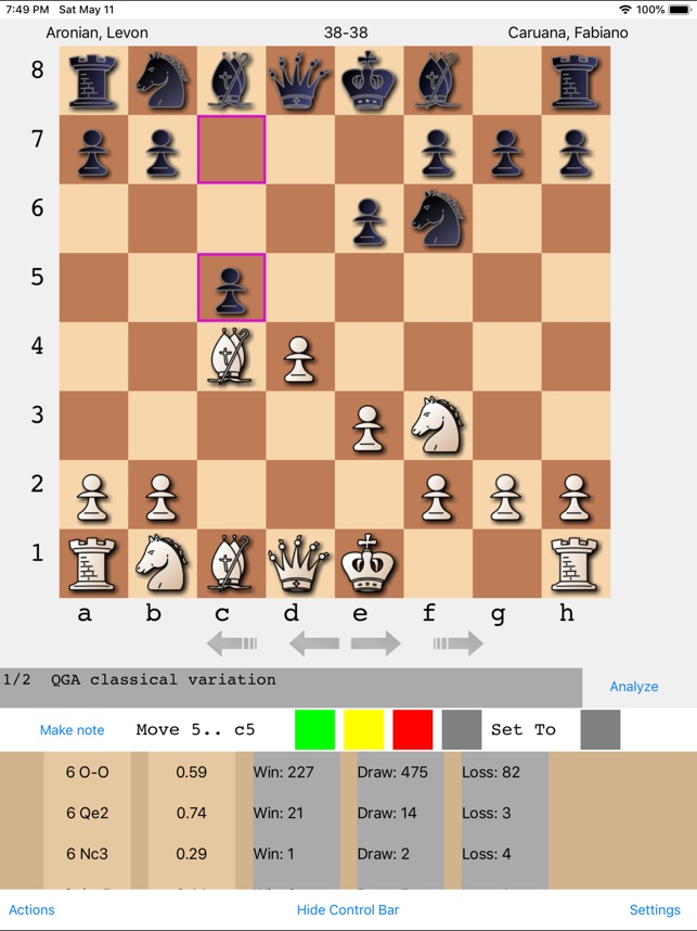 opening book ctg itunes chess
