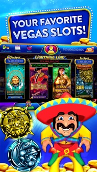 Heart of Vegas – Slots Casino iphone images