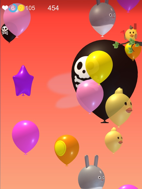 Poke Balloon:Rise up screenshot 8