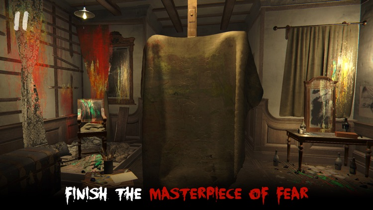 Layers of Fear: 3D Horror Game screenshot-0