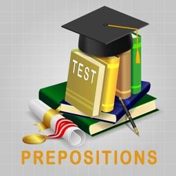 English Tests: Prepositions