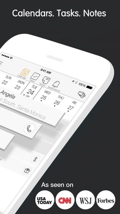 24me Smart Personal Assistant Screenshot