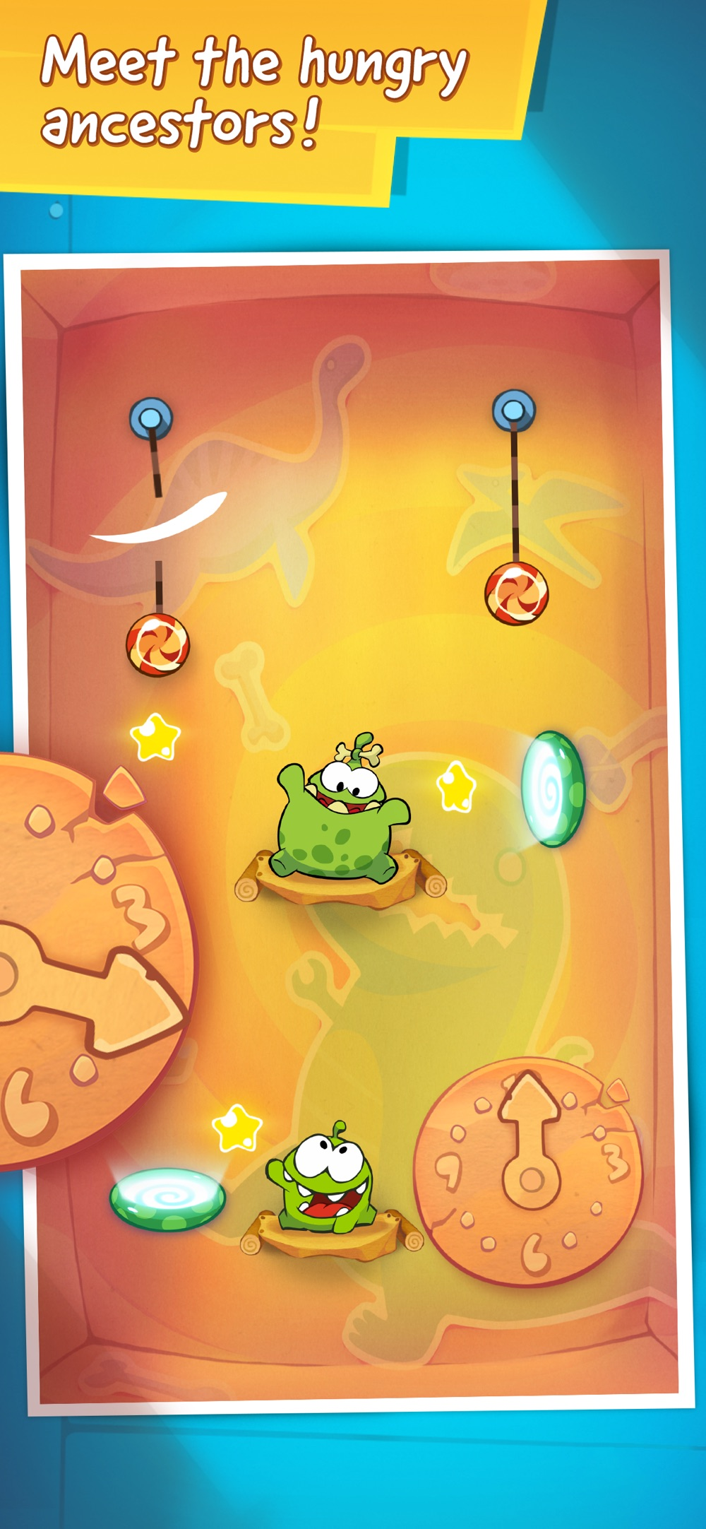 Cut the Rope: Time Travel GOLD hack tool