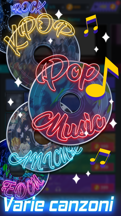 Screenshot for Tap Tap Music-Pop Songs in Italy App Store
