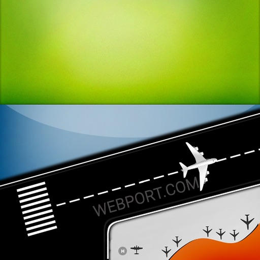 Airport Pro HD+ Flight Tracker