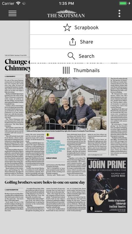 The Scotsman Newspaper screenshot-3