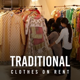 Traditional Clothes On Rent