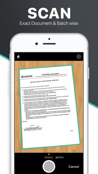 Document Scanner - CamScanner | App Price Drops