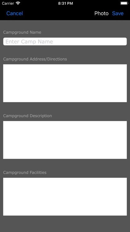 New Mexico – Camps & RV Parks screenshot-5
