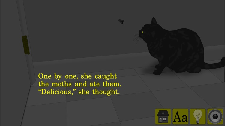 The Night Cat - Ad Supported screenshot-3