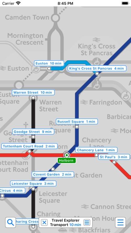 London Underground by Zuti screenshot-3