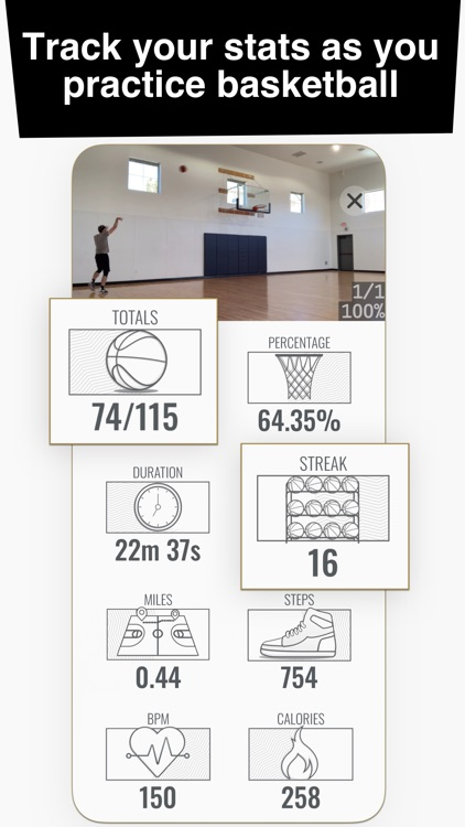 Tally Hoops - Basketball Stats