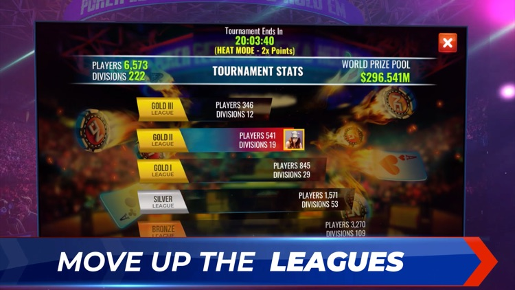 Poker Legends: Tournaments screenshot-3