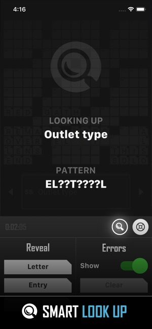 Crossword Puzzle Redstone On The App Store