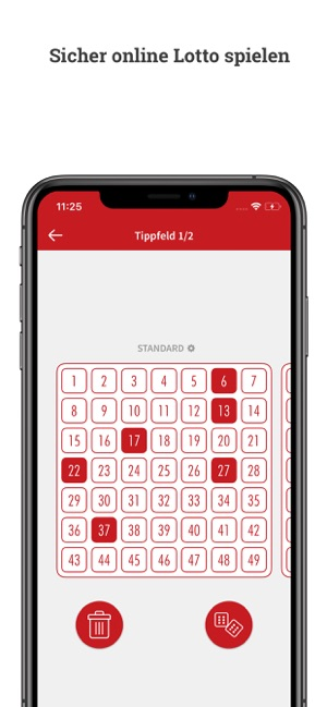 Clever Lotto & EuroJackpot Screenshot