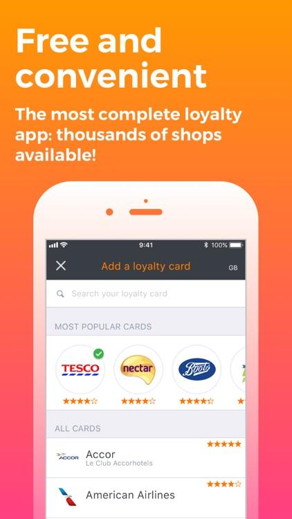 FidMe - Loyalty Cards & Deals screenshot-9