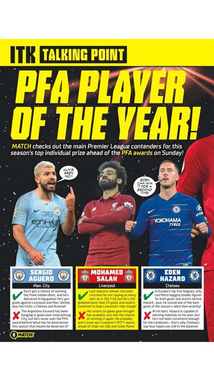 Match Magazine screenshot-7