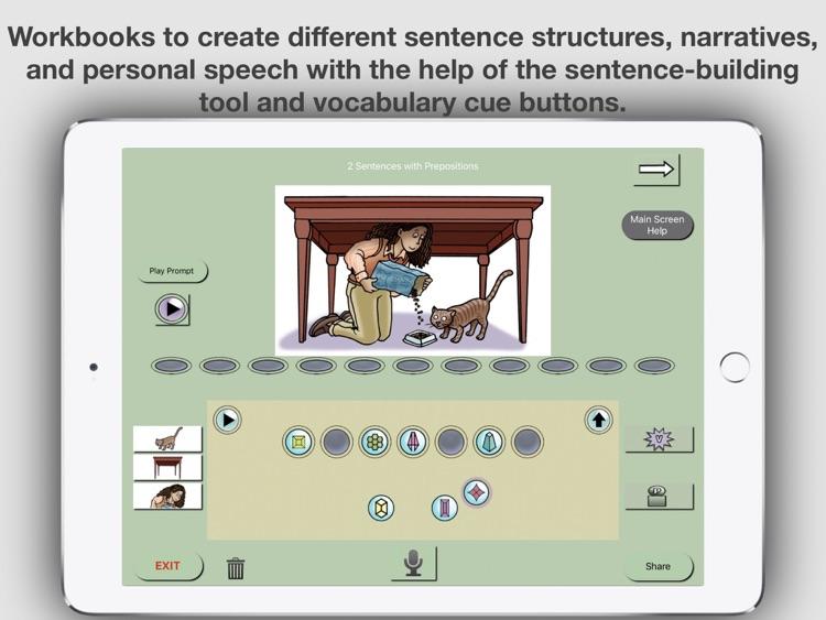 SentenceShaper Speech Therapy