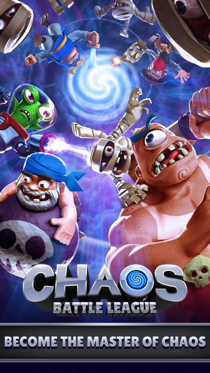 Chaos Battle League screenshot-3