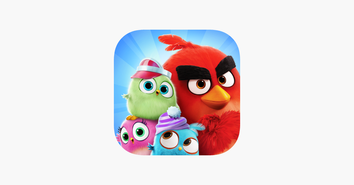 Angry Birds Match On The App Store