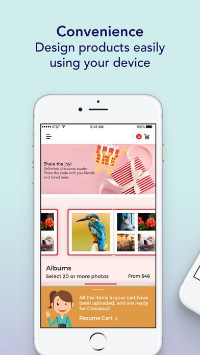 Albumii - ألبومي: Photo Albums screenshot one