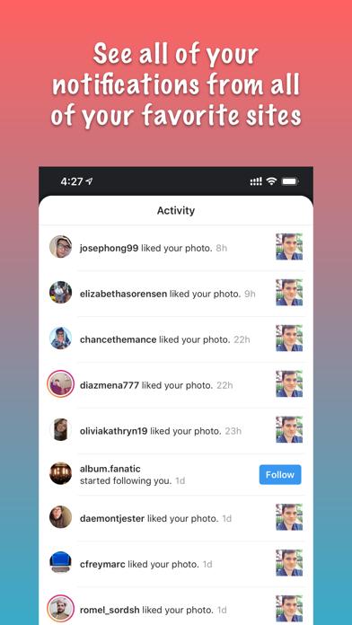 Social Square Screenshots