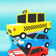 汽车塔-欢乐堆叠小汽车