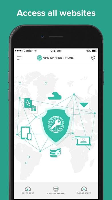 VPN Server & Security Master app image