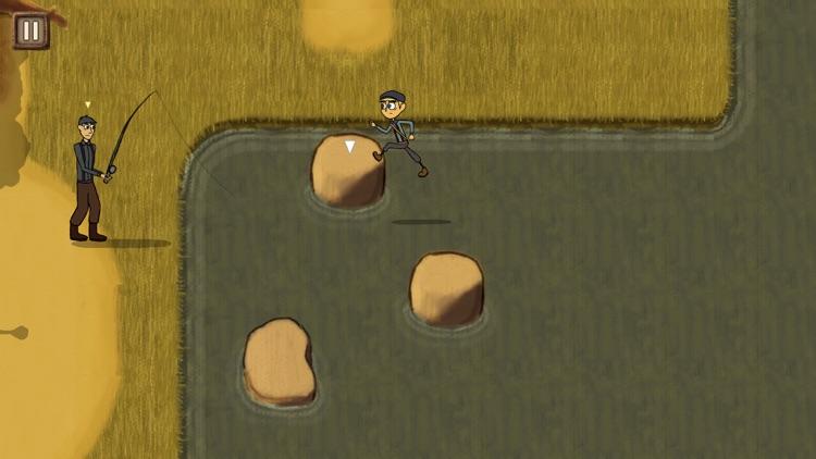 Spirits of Anglerwood Forest screenshot-6