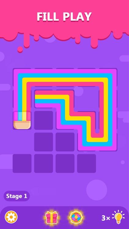 Line Puzzledom