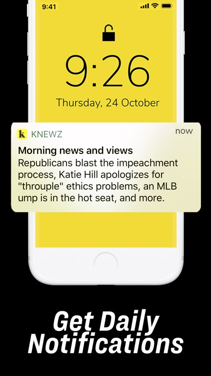 Knewz: Local & World News App screenshot-9
