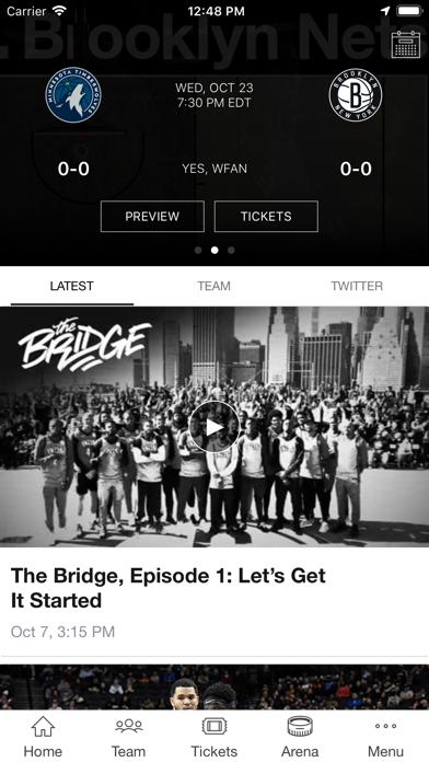 Brooklyn Nets screenshot one