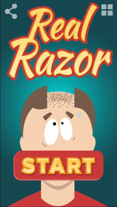 Tondeuse à cheveux (blague)