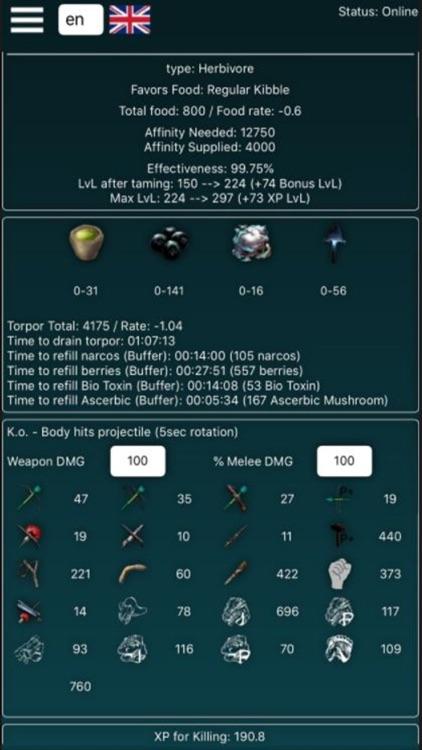 A-Calc Pro for Ark Survival
