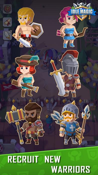 Idle Magic screenshot 8