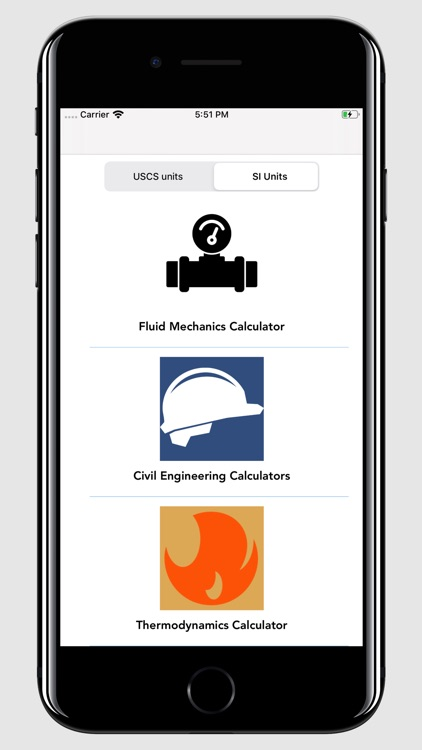 Fluid Mechanics Calculator screenshot-0