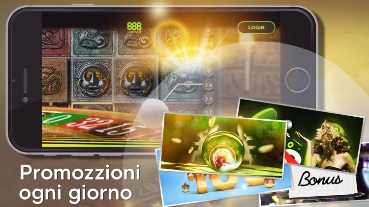 888 Casino - Giochi di casinò screenshot-4