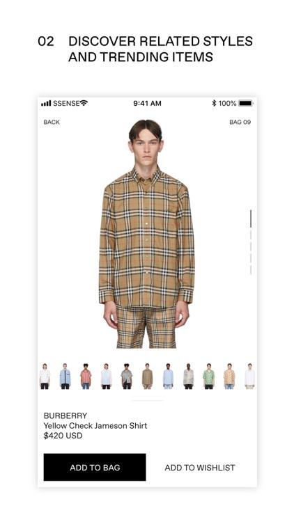 SSENSE: Shop Designer Fashion
