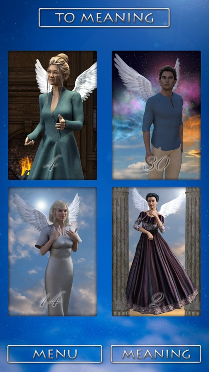Psychic Angel Cards