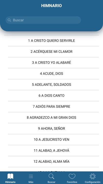 Himnario Lldm Inglés - Español