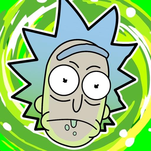Rick and Morty: Pocket Mortys icon