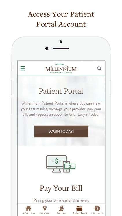 Millennium Physician Group screenshot-3