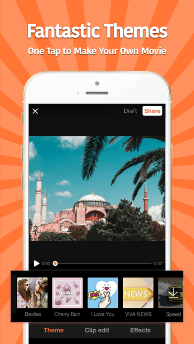 Top 10 Apps like Special video maker with music in 2019 for