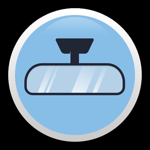 Rearview - handy mirror camera
