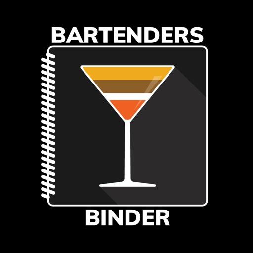 Bartender's Binder
