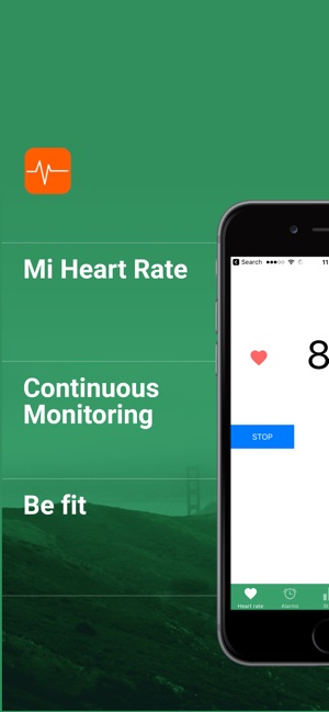 Mi HR - be fit Screenshot