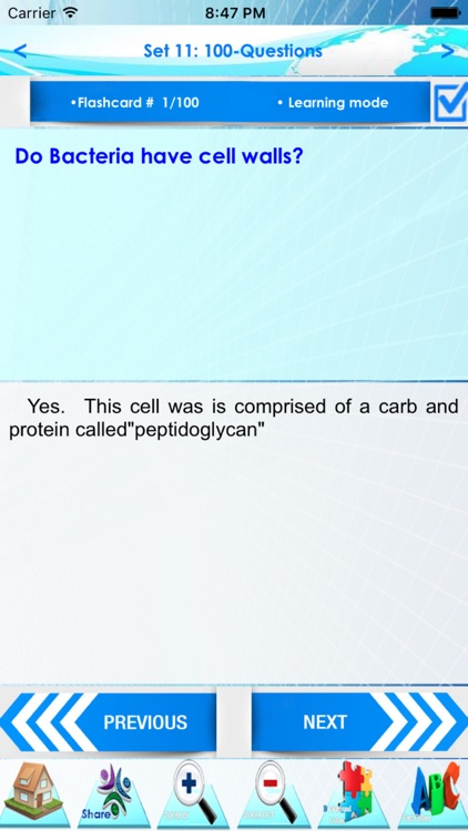 MicroBiology: 2300 Study Notes screenshot-4